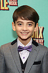 Athan Sporek attends the Broadway Opening Night After Party for 'A Bronx Tale' at The Marriot Marquis Hotel on December 1, 2016 in New York City.