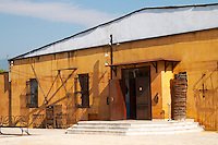 Winery building. Boutari Wineries, Steinmachos, Naoussa, Macedonia, Greece