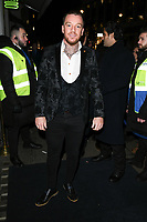 Jamie O'Hara<br /> arriving for James Ingham's Jog on to Cancer 2018 at Cafe de Paris, London<br /> <br /> ©Ash Knotek  D3391  04/04/2018