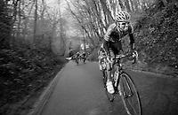 Brabantse Pijl 2012.Leuven-Overijse: 195,7km..Thomas Dekker