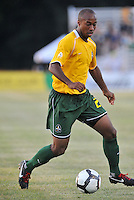 Collen Warner-AC St Louis...AC St Louis defeated Portland Timbers 3-0 at Anheuser-Busch Soccer Park, Fenton, Mssouri.
