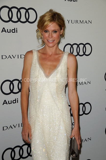 WWW.ACEPIXS.COM . . . . .  ....September 11 2011, LA....Julie Bowen arriving at the Audi Kicks Off The 63rd Primetime Emmy Awards Week 2011 on September 11, 2011 in Los Angeles, California.....Please byline: PETER WEST - ACE PICTURES.... *** ***..Ace Pictures, Inc:  ..Philip Vaughan (212) 243-8787 or (646) 679 0430..e-mail: info@acepixs.com..web: http://www.acepixs.com