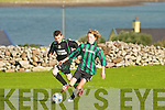 Fenit's Fionn Griffin and Listowel's Conor Nolan.   Copyright Kerry's Eye 2008