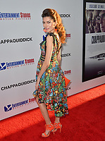Blanca Blanco at the premiere for &quot;Chappaquiddick&quot; at the Samuel Goldwyn Theatre, Los Angeles, USA 28 March 2018<br /> Picture: Paul Smith/Featureflash/SilverHub 0208 004 5359 sales@silverhubmedia.com