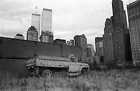 New York World Trade Center, NY 1990