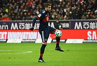 Javier Martinez (FC Bayern Muenchen) - 09.12.2017: Eintracht Frankfurt vs. FC Bayern München, Commerzbank Arena