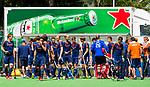 UTRECHT - Oranje v Jong Oranje. Heineken vrachtauto achter de dug out.  . COPYRIGHT KOEN SUYK