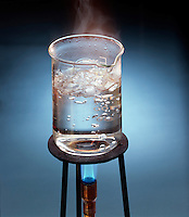 PHASES OF WATER: SOLID, LIQUID &amp; GASEOUS (3 of 3)<br />
