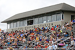 28 MAY 2016: The Division III Men's and Women's Outdoor Track & Field Championship is held at Walston Hoover Stadium on the Wartburg College campus in Waverly, IA.  Conrad Schmidt/NCAA Photos