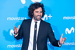Raul Gomez attends to blue carpet of presentation of new schedule of Movistar+ at Queen Sofia Museum in Madrid, Spain. September 12, 2018. (ALTERPHOTOS/Borja B.Hojas)