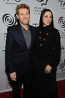 NEW YORK, NY - JANUARY 3: Willem Dafoe and Giada Colagrande at the New York Film Critics Circle Awards at TAO Downtown in New York City on January 3, 2018. <br /> CAP/MPI/JP<br /> &copy;JP/MPI/Capital Pictures
