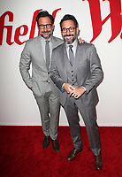 CENTURY CITY, CA - OCTOBER 03: Lawrence Zarian, Gregory Zarian, at Westfield Century City Reopening Celebration at Westfield Century City Mall, California on October 03, 2017. <br /> CAP/MPI/FS<br /> &copy;FS/MPI/Capital Pictures