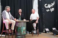 Roland BROU, Gwenael GOULENE et Jean-Pierre QUERE