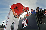 2011-03-02 MLB: Marlins at Nationals - Spring Training