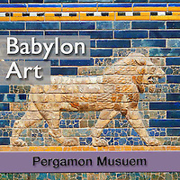 Ancient Babylon Artefacts - Pergamon Museum Berlin - Pictures & Images
