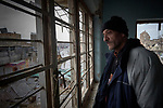 Hussain Ahmed is an Islamic teacher in the Old City of Mosul, Iraq. He is in charge of a neighborhood effort to aid poor residents who are struggling to survive amid the rubble of war.
