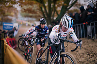 European CX Champion Annemarie Worst (NED/Steylaert-777)<br /> <br /> women's race<br /> CX World Cup Koksijde 2018
