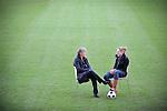 Fussball Frauen WM 2011, Tinas Talente mit Kim Kulig