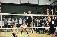 Stevenson's men's volleyball took a 3-0 win over Rutgers-Newark with set scores of (17-25), (19-25) and (22-25) on Saturday night at Owings Mills gymnasium..