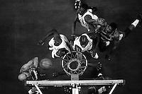 Pix:Michael Steele/SWpix...Basketball, Sheffield.1992...COPYRIGHT PICTURE>>SIMON WILKINSON..Basketball, Sheffield.