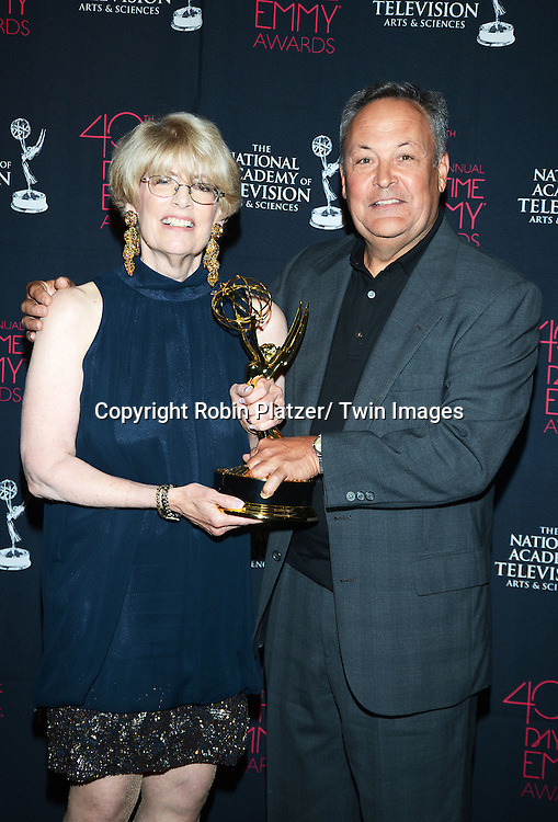 Art Direction winnesrs attends the 40th Annual Daytime Creative Arts Emmy Awards on June 14, 2013 at the  Bonaventure Hotel in Los Angeles, California.