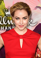 PASADENA, CA - JANUARY 13:  Amanda Schull at the Hallmark Channel and Hallmark Movies & Mysteries Winter 2018 TCA Press Tour at Tournament House on January 13, 2018 in Pasadena, California. (Photo by Scott Kirkland/PictureGroup)