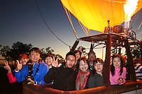 20120507 May 07 Hot Air Balloon Gold Coast