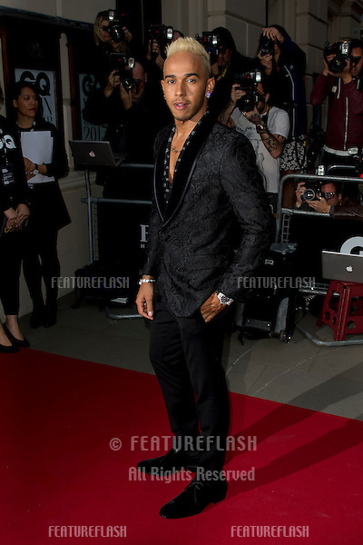 Lewis Hamilton at the 2015 GQ Men of the Year Awards at the Royal Opera House, Covent Garden, London.<br /> September 8, 2015  London, UK<br /> Picture: Dave Norton / Featureflash