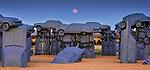 Carhenge Moonrise