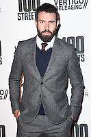 Tom Cullen<br /> at the &quot;100 Streets&quot; UK premiere, Bfi South Bank, London.<br /> <br /> <br /> &copy;Ash Knotek  D3195  08/11/2016