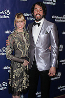 "BEVERLY HILLS, CA, USA - MARCH 26: Beth Behrs, Jonathan Kite at the 22nd ""A Night At Sardi's"" To Benefit The Alzheimer's Association held at the Beverly Hilton Hotel on March 26, 2014 in Beverly Hills, California, United States. (Photo by Xavier Collin/Celebrity Monitor)"