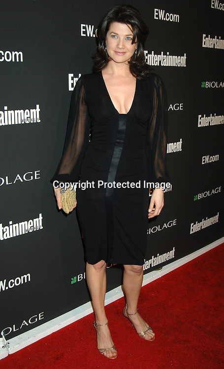 Daphne Zuniga ..arriving at The 12th Annual Entertainment Weekly Oscar Party on March 5, 2006 at Elaine's. ..Robin Platzer, Twin Images