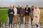 Quilter Family Gathering : Seven members of the Quilter family, Kilflynn pictured at Quilter's farm, Ballyrehan, Lixnaw on Sunday last. L- R : Noreen, Kathleen, John, Margaret, Tom, Marie & Bridie Quliter.