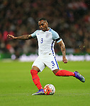 England's Danny Rose in action during the International friendly match at Wembley.  Photo credit should read: David Klein/Sportimage