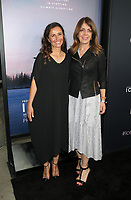 LOS ANGELES, CALIFORNIA - JUNE 05: Leila Conners, Nancy Abraham, attends the LA Premiere of HBO's 'Ice On Fire' at LACMA on June 05, 2019 in Los Angeles, California. <br /> CAP/MPIFS<br /> ©MPIFS/Capital Pictures