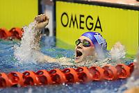 Erika Fairweather, NZ record 15Yr 100 Free. Swimming New Zealand Aon National Age Group Championships, Wellington Regional Aquatic Centre, Wellington, New Zealand, Tuesday 15 2019. Photo: Simon Watts/www.bwmedia.co.nz