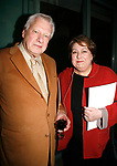 Brian Murray & Jayne Houdyshell attending the 28th Annual Lucille Lortel Awards held at the Penthouse at American Airlines Theatre in New York City.<br />April 21, 2008<br />© Walter McBride