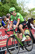 20th May 2017 Biella, Italy, Giro D Italia; stage 14 Castellania to Oropa; Cannondale - Drapac; Rolland, Pierre arrives in Oropa;
