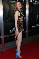 "HOLLYWOOD, LOS ANGELES, CA, USA - APRIL 03: Maitland Ward at the Los Angeles Screening Of Relativity Media's ""Oculus"" held at TCL Chinese 6 Theatre on April 3, 2014 in Hollywood, Los Angeles, California, United States. (Photo by Xavier Collin/Celebrity Monitor)"
