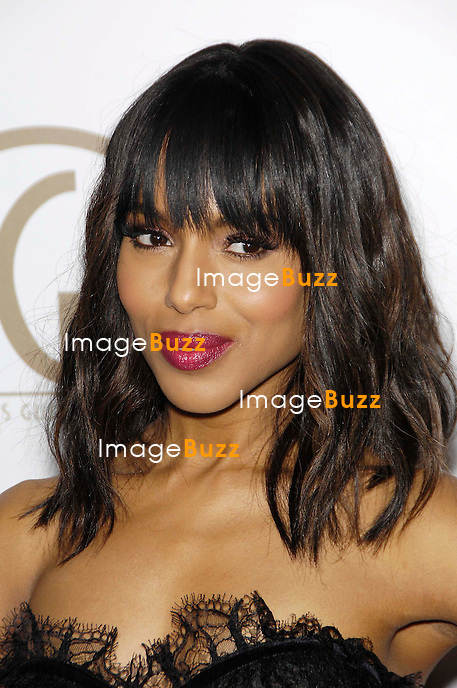 Kerry Washington, 24th Annual Producers Guild Awards held at The Beverly Hilton Hotel in Beverly Hills..Los Angeles, January 25, 2013.