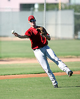 Matt Davidson - Arizona Diamondbacks - 2010 Instructional League.Photo by:  Bill Mitchell/Four Seam Images..