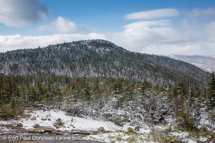 Mount Crawford from Davis Path in Hadley's Purchase, New Hampshire USA.