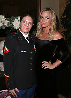 LOS ANGELES, CA - NOVEMBER 9: Megan Leavey, Teddi Jo Mellencamp, at the 2nd Annual Vanderpump Dog Foundation Gala at the Taglyan Cultural Complex in Los Angeles, California on November 9, 2017. Credit: November 9, 2017. Credit: Faye Sadou/MediaPunch
