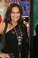 """LOS ANGELES - AUG 5:  Tia Carrere arrives at the """"ParaNorman"""" Premiere at Universal CityWalk on August 5, 2012 in Universal City, CA ©mpi27/MediaPunch Inc"""