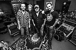 Black Stone Cherry in the Studio 2015