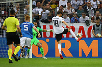 Torschance Leon Goretzka (Deutschland, Germany) - 11.06.2019: Deutschland vs. Estland, OPEL Arena Mainz, EM-Qualifikation DISCLAIMER: DFB regulations prohibit any use of photographs as image sequences and/or quasi-video.