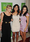 "WEST HOLLYWOOD, CA - APRIL 13: Hilary Duff, Kimberly Snyder and Jenna Dewan-Tatum attend the Kimberly Snyder Book Launch Party For ""The Beauty Detox Solution"" at The London Hotel on April 13, 2011 in West Hollywood, California."