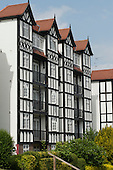 Camden Council housing: Holly Lodge Estate mansion blocks, West Hampstead