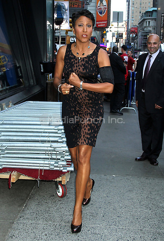 June 21, 2012 Robin Roberts host of Good Morning America seen in New York City. © RW/MediaPunch Inc.