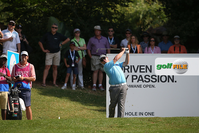 George Coetzee (RSA) plays to the 16th during Round Three of the Tshwane Open 2015 at the Pretoria Country Club, Waterkloof, Pretoria, South Africa. Picture:  David Lloyd / www.golffile.ie. 14/03/2015